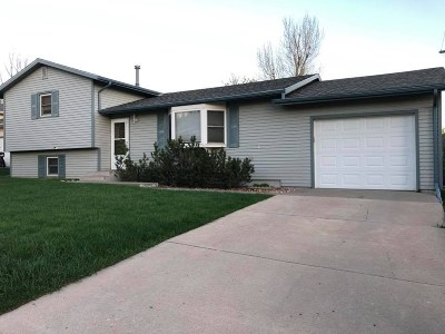 Spearfish SD Single Family Home Uc-Contingency-Take Bkups: $215,000