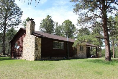 Single Family Home For Sale: 25175 Us Hwy 385