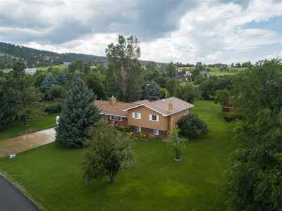 Spearfish Single Family Home For Sale: 2015 Meadow Lane