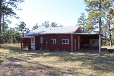 Hot Springs Single Family Home For Sale: 12007 Wolf