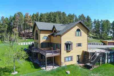 Sturgis Single Family Home For Sale: 8207 Blucksberg Mtn.