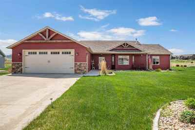 Spearfish SD Single Family Home For Sale: $315,000
