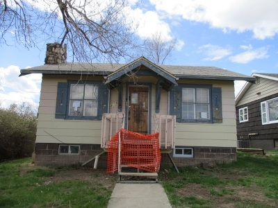 Single Family Home For Sale: 815 Taylor Ave.