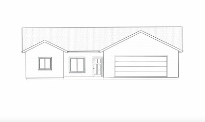 Spearfish Single Family Home For Sale: Lot 15, Block 1 Beartooth Loop