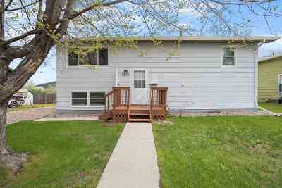 Sturgis Single Family Home Uc-Contingency-Take Bkups: 2606 Badger