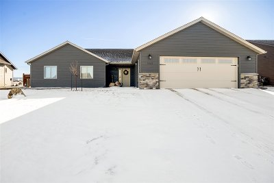 Spearfish SD Single Family Home For Sale: $313,000