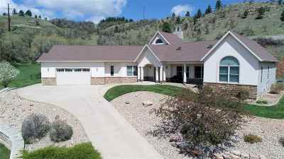 Spearfish SD Single Family Home For Sale: $529,000