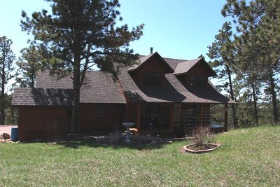 Custer County SD Single Family Home For Sale: $585,000
