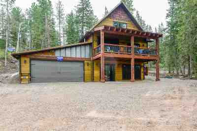 Deadwood, Lead Single Family Home For Sale: 11026 Antelope