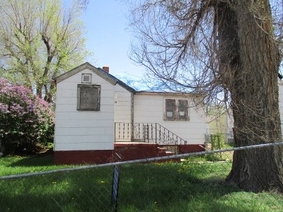 Single Family Home For Sale: 914 Haines Ave.