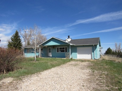 Spearfish SD Single Family Home For Sale: $135,000