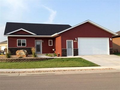Spearfish Single Family Home For Sale: 1903 Ward