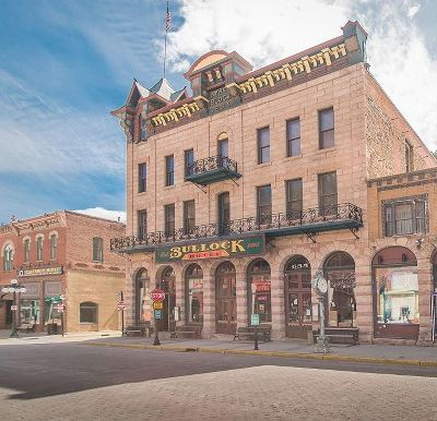 Deadwood, Lead Commercial Uc-Contingency-Take Bkups: 633-635 Main Street