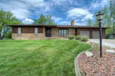 Belle Fourche Single Family Home For Sale: 807 Yuma