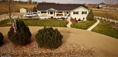 Belle Fourche Single Family Home Uc-Contingency-Take Bkups: 1407 Stanley St