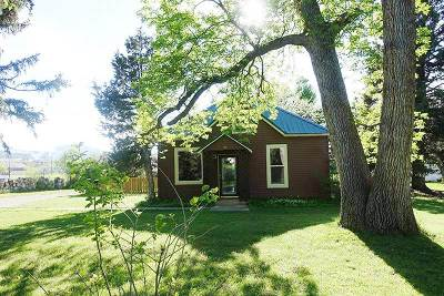 Spearfish Single Family Home Uc-Contingency-Take Bkups: 249 Upper Valley
