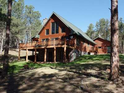 Custer Single Family Home For Sale: 11907 Buck Lane