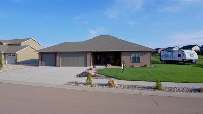 Spearfish SD Single Family Home For Sale: $300,000