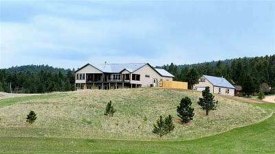 Sturgis Single Family Home For Sale: 7536 Whitetail