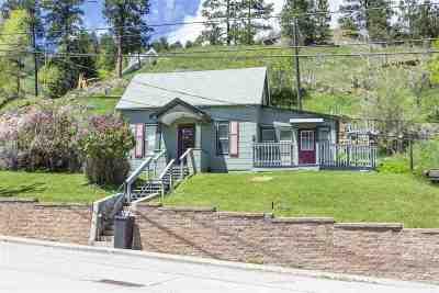 Lead Single Family Home For Sale: 608 E Main