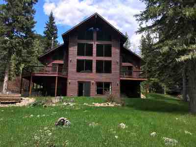 Deadwood, Lead Single Family Home For Sale: 21317 Us Hwy 14a