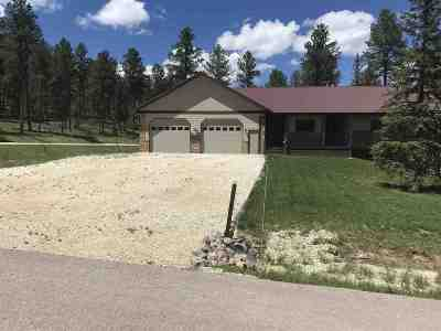 Deadwood, Lead Single Family Home For Sale: 11140 Bogey Circle