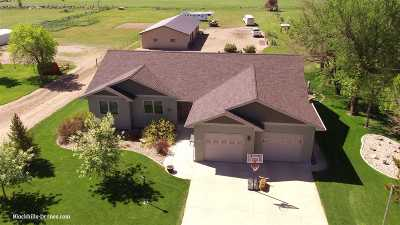 Belle Fourche Single Family Home Uc-Contingency-Take Bkups: 1360 National St.