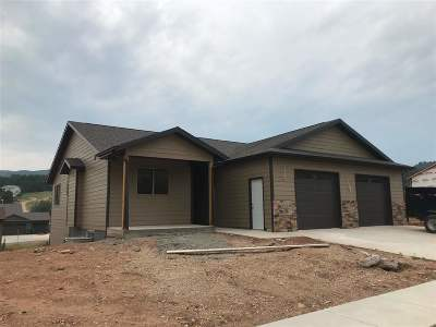 Sturgis Single Family Home Uc-Contingency-Take Bkups: 2666 Meadows