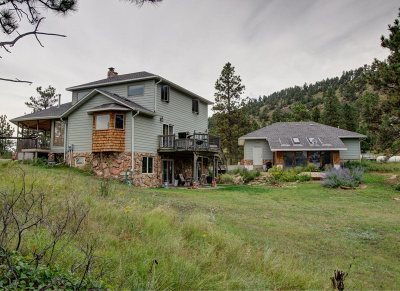 Hot Springs Single Family Home For Sale: 27442 Valley View