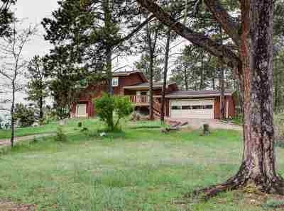 Hot Springs Single Family Home For Sale: 12671 Ridgeview