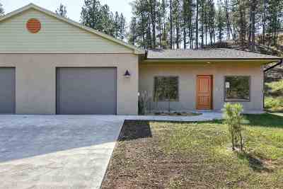 Single Family Home For Sale: Lot B9-15r Mystery Lane