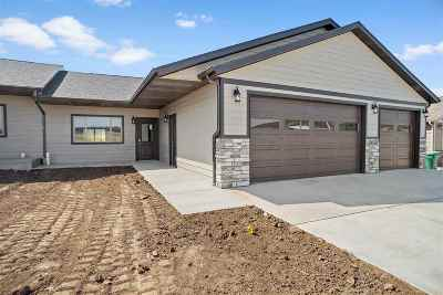 Sturgis Single Family Home For Sale: Lott 11a Canyon View