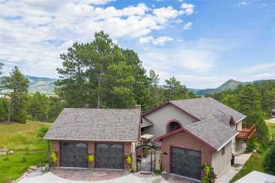 Hot Springs Single Family Home For Sale: 1113 Clubhouse