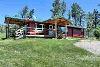 Custer Single Family Home Uc-Contingency-Take Bkups: 12333 Short Drive