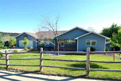 Sturgis SD Single Family Home For Sale: $385,000