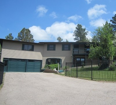Hot Springs Single Family Home For Sale: 312 Valley View