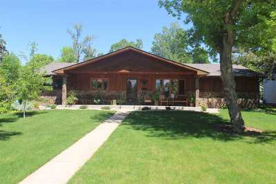 Spearfish Single Family Home Uc-Contingency-Take Bkups: 1024 N 8th