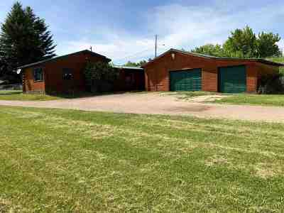 Whitewood SD Single Family Home For Sale: $199,000