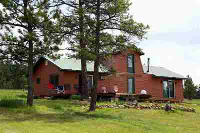 Single Family Home Uc-Contingency-Take Bkups: 11839 West Argyle Road