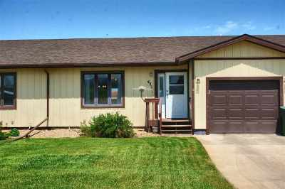 Belle Fourche SD Single Family Home For Sale: $124,900