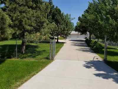 Sturgis Single Family Home Uc-Contingency-Take Bkups: 1213 Pine View