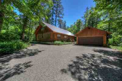 Single Family Home For Sale: 20508 Us Hwy 14a