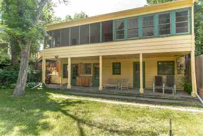 Belle Fourche Single Family Home Uc-Contingency-Take Bkups: 1023 N Maple