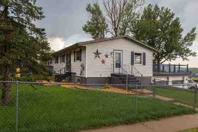 Sturgis SD Single Family Home Uc-Contingency-Take Bkups: $179,900