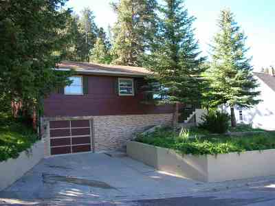 Deadwood SD Single Family Home For Sale: $179,211