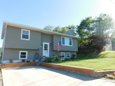 Hot Springs Single Family Home Sale Of Prop Contingency: 1023 Evanston