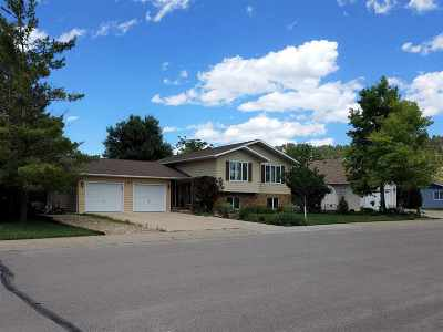 Spearfish Single Family Home Sale Of Prop Contingency: 124 Union