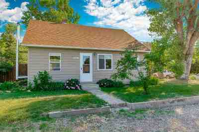 Belle Fourche Single Family Home Uc-Contingency-Take Bkups: 1232a Elkhorn Street