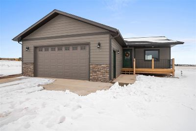 Spearfish SD Single Family Home For Sale: $279,900