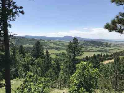 Spearfish Residential Lots & Land For Sale: Robbers Roost Rd.